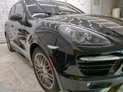 Детейлинг-услуги Porsche Cayenne GTS