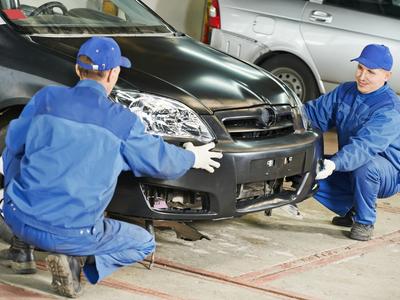 Ремонт авто после ДТП по страховому случаю