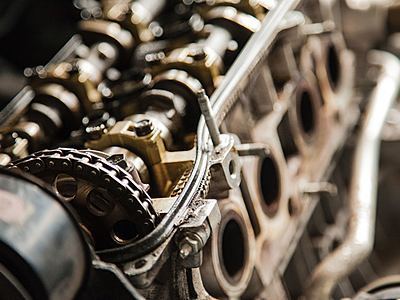Проверка двигателя эндоскопом