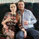 Алексей and Милa Сиянович (Пьянова)